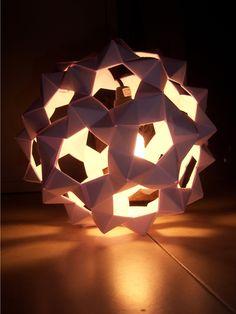 Origami BukyBall ZigZag Module by YukiSakuma