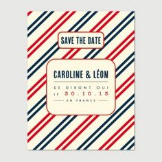 save the date leon