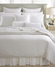 must scan...for the traditional twosome #bedding #registry #macys BUY NOW! #macysdreamfund