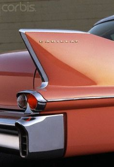 1958 Cadillac...This was a good year!... #Cadillacclassiccars