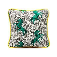 PRINT PILLOW  HORSES by SCENERYLABEL on Etsy, €60.00