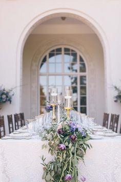 La Tavola Fine Linen Rental: Liza Cloud over Nuovo White | Photography: JBJ Pictures, Planning & Design: Events by Satra, Florals: Nicole Ha Designs, Rentals: Classic Party Rentals