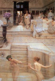 Lawrence ALMA - TADEMA est un peintre britannique d'origine néerlandaise. 1836 - 1912 - Monique Lydia - Google+