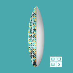 Bow Surfboard by theCoastalCity