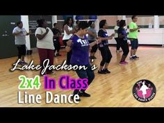 """The Line Dance Queen brings you another brand new line dance done with her Lake Jackson class near Houston, Texas. This is a new line dance from Cupid and """"O. Line Dancing Steps, Country Line Dancing, Dance Class, Dance Music, Cupid Shuffle, Belly Dancing Classes, People Dancing, Easy Youtube, Dance Routines"""