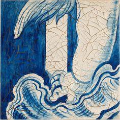 Azulejão (Angel's Arm) © Adriana Varejão | www.StyleFeelFree.com