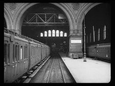 Anhalter Bahnhof 1927
