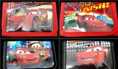 Pixar Cars Children Wallet with assorted design. Available for goodie bag / Party treat.