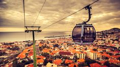 Funchal to Monte cable car, Madeira / Portugal. This is a must-do activity if you are staying in Funchal!    DID IT- 2013