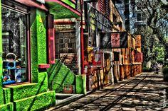 "José Bonifácio- POA - RS - Brasil - Coleção ""Port0nírico"". Impressão 40 x 60 com pigmento mineral em papel somerset velvet texturizado 255g. Somerset, Paintings, Eyes, Porto, Brazil, Paper, Paint, Painting Art"