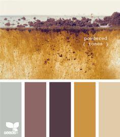 Powdered Tones - http://design-seeds.com/index.php/home/entry/powdered-tones