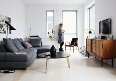 Lovenordic Design Blog: AT HOME WITH SASCHA FEDERS IN FREDERIKSBERG
