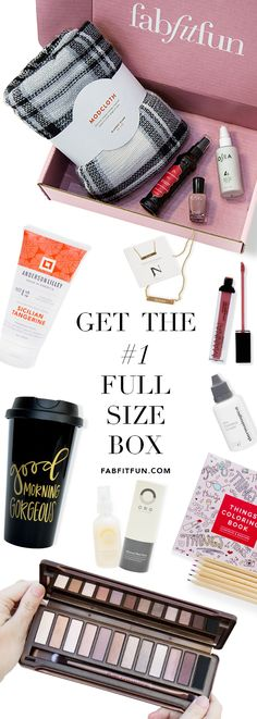 The sale is ON! Get over $200 of beauty, fashion + wellness products for $39.99 with code HAPPY. That's over 80% off retail prices! Plus, free shipping in the US.