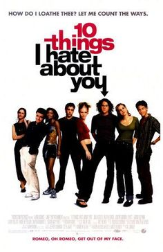 so awesome. 10 things i hate about you