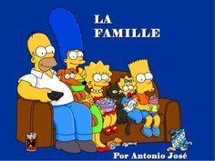 La famille et les possessifs by antjosegarcia via slideshare
