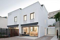 CAVAA arquitectes: house santa coloma