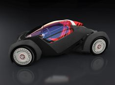 Take a look at the most amazing 3D Printed Cars in the World!