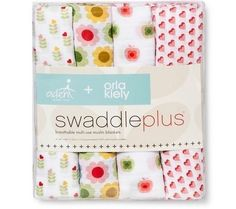 Swaddle Blankets Target Unique Adeaden  Anai For Targetorla Kiely Little Bib 3Pack Inspiration