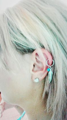 My ear piercing