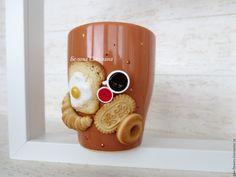 Купить Кружка Завтрак - кружка на заказ, кружка с декором, кружка в подарок, купить кружку