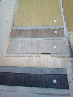 Engineered veneer samples Love them 10 minuts before sending to customers. Hope our clients love them not only 10 minuts.