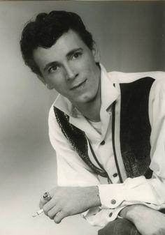 Gene Vincent. 1956