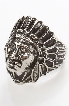 THE CHIEF RING by Monsieur
