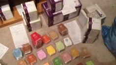 Video tour of my Scentsy home office in early November 2013.#Scentsy