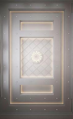 Plaster Ceiling Design, Gypsum Ceiling Design, Interior Ceiling Design, House Ceiling Design, Ceiling Design Living Room, Bedroom False Ceiling Design, Ceiling Decor, Gypsum Design, Best False Ceiling Designs