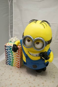 This Is One Of The Best Minion Cakes Yet