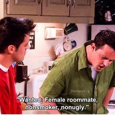 """Képtalálat a következőre: """"Joey's room-mate search"""""""