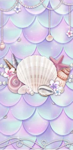 Flower Phone Wallpaper, Summer Wallpaper, Beach Wallpaper, Cellphone Wallpaper, Cool Wallpaper, Beautiful Wallpaper, Mermaid Wallpapers, Cute Wallpapers, Iphone Wallpapers