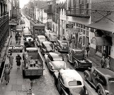Bourbon Street 1946. | vintageneworleans