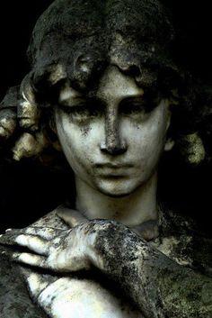 sculpture Les Benjamins, Stone Art, Jon Snow, Sculptures, Angels, Statue, Fictional Characters, Jhon Snow, Angel