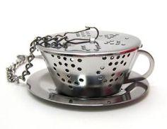 tea cup tea infuser