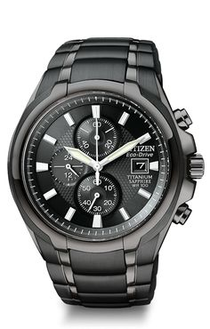 Mesa Jewelers - Mens Titanium Citizen Eco-Drive Watch, $371.00 (http://www.mesajewelers.com/mens-titanium-citizen-eco-drive-watch/)