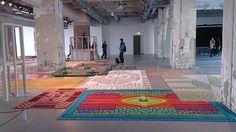 MU |Kneeling / Five years of We make Carpets