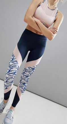 Yoga fashion clothes pants 50 Ideas for 2019 Mesh Yoga Leggings, Crop Top And Leggings, Leggings Store, Workout Leggings, Workout Pants, Cheap Leggings, Printed Leggings, Leggings Fashion, Fashion Pants