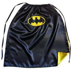 Capa Infantil Batman - Amarílis Atelier