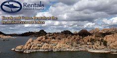 Prescott Outdoors - Kayak and canoe rentals