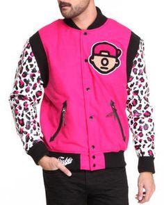 Truk Cheetah Varsity Jacket by TRUKFIT @ DrJays.com