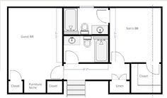 Bedroom Addition Ideas Addition With 2 Bedrooms And