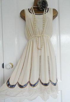 Gatsby style dress uk 8 us size