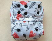 We got your little ones bum covered! Cloth Diaper Covers, Cloth Diapers, Arrows, Little Ones, Etsy Seller, Hearts, Trending Outfits, Handmade Gifts, Unisex
