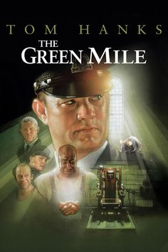 The green mile Il miglio verde #drammatico - #crimine - #fantasia