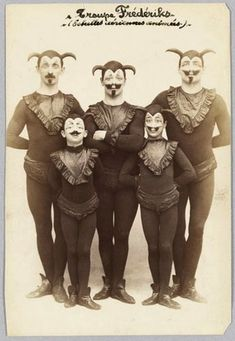 Ours was a theatrical family.