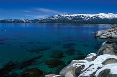 South lake Tahoe, I will always have a soft spot for SLT when it snows, I married a wonderful human being in SLT during that time of year.