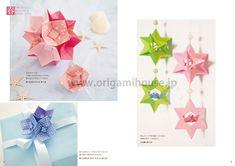 Makoto Yamaguchi _ 口絵 Um bonito ornamentos de origami para decorar o ano para decorar a ~ vida cotidiana, divertir e fazer unidade origami Autor: Shin Yamaguchi emissor: Katayanagi Hideo escritório publicação: Soshimu Co., Ltd. data Primeira edição: dezembro 2013 Tamanho: B5-size / 128 páginas Preço: ¥ 1.800 (impostos não incluídos)