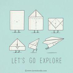 Let's go explore.