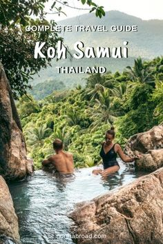 Traveling to Koh Samui island in Thailand? Check out this complete travel guide with everything you need to know including things to do, what to see, most beautiful beaches, lots of pictures, where to eat the best food and more! #kohsamui #thailand #southeastasia #asia #island #travel Thailand Travel Guide, Bali Travel, Cool Places To Visit, Places To Travel, Travel Destinations, Sri Lanka, Laos, Thai Islands, Khao Lak